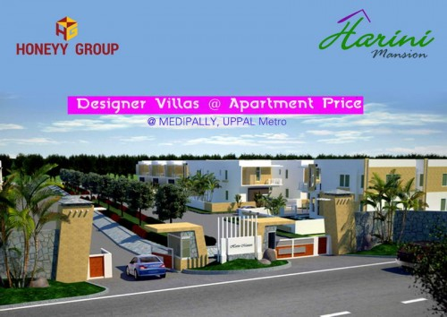 Harini Mansion project details - Medipally