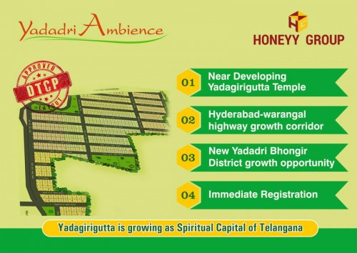 Nature's Yadadri Ambience project details - Alleru