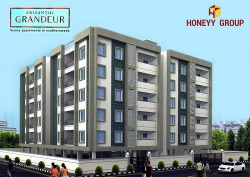 Sree Santhi Singature Grandeur project details - Bakkannapalem