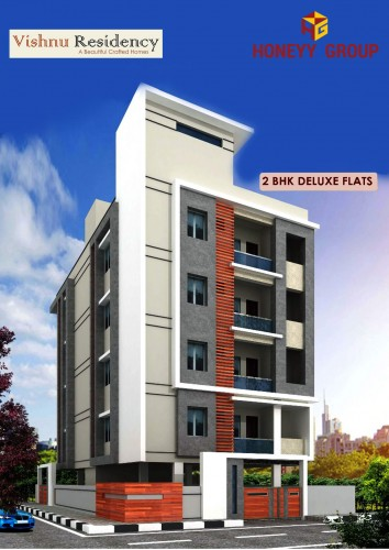 Vishnu Residency project details - PM Palem