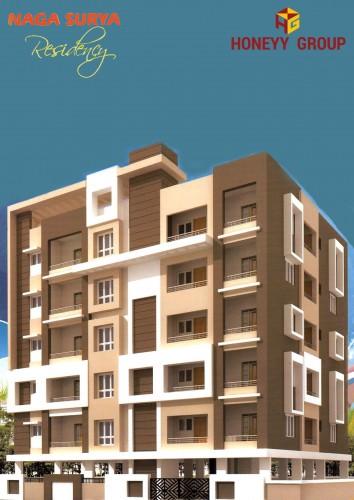 Naga Surya Residency project details - Kommadi