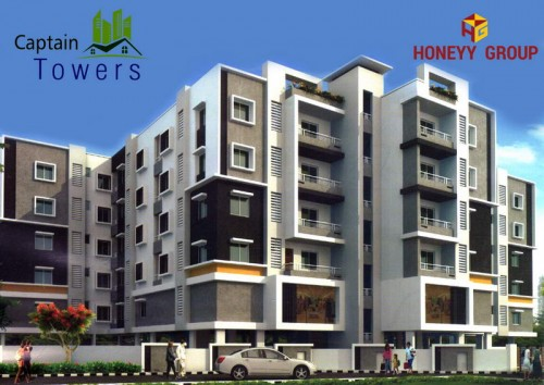 Captain Towers project details - Seethammadhara