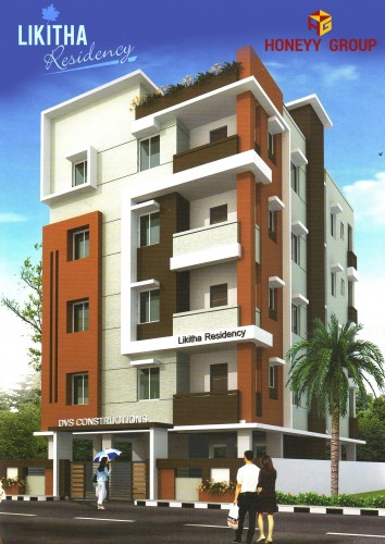Likitha Residency project details - Kommadi