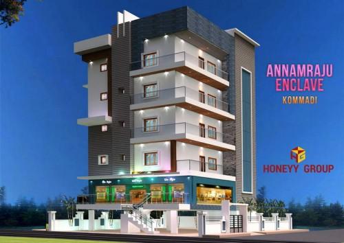 Annamraju Enclave project details - Kommadi