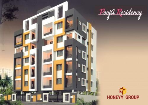 Pooja Residency project details - Bakkannapalem