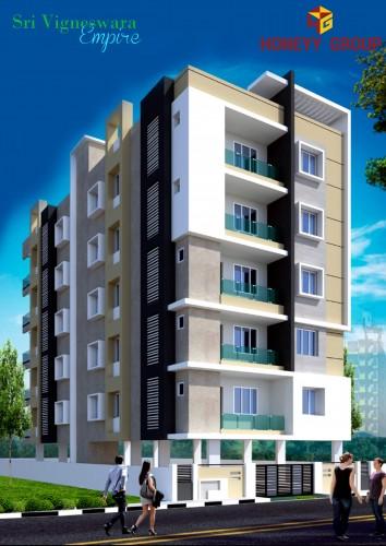 Sri Vigneswara Empire project details - Yendada