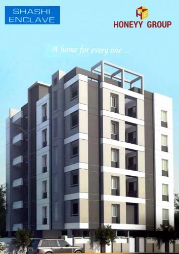 Shashi Enclave project details - Autonagar