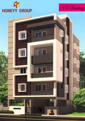 S V Residency project details - Simhapuri Colony