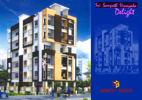 Sai Sampath Vinayaka Delight project details - PM Palem