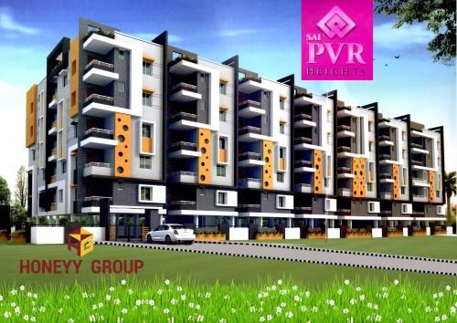 SAI PVR HEIGHTS project details - Madhurawada