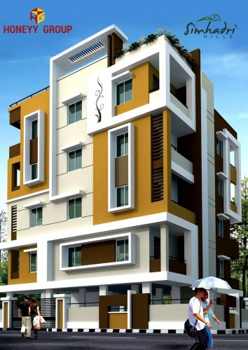 Simhadri Hills project details - PM Palem