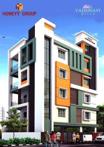Vaishnavi Hills project details - PM Palem