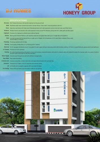 DJ Homes property details,PM Palem,Vizag/Visakhapatnam-Honeyy Group