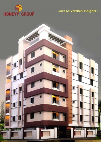 Sri Vardhini Heights - 1 project details - Duvvada