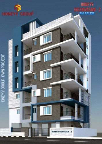 Honeyy Sreenivasam -2 project details - PM Palem