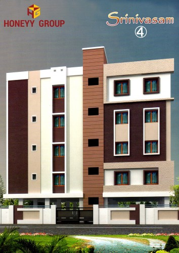 Honeyy Sreenivasam -4 project details - Kanithi Road