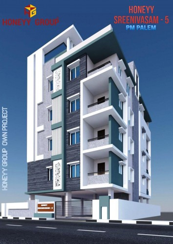 Honeyy Sreenivasam - 5 project details - PM Palem