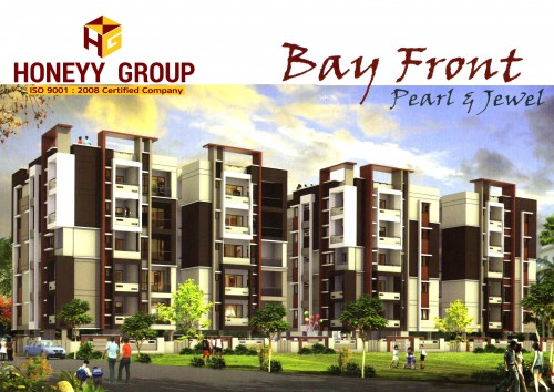 BAY FRONT - Pearl & Jewel project details - Sagarnagar, Beach Road