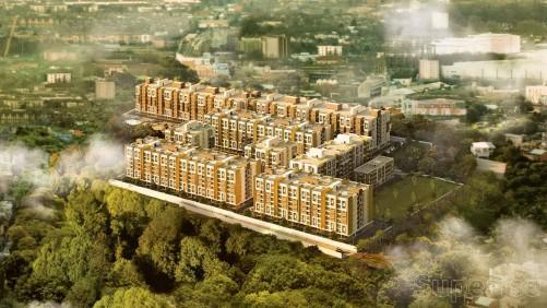 Shriram Sameeksha - Gated Community project details - Jalahalli East