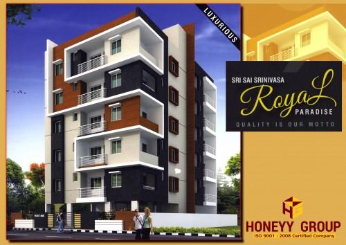 Sri Sai Srinivasa Roryal Paradise project details - Kommadi