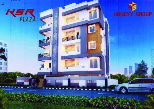 KSR PLAZA - G+3 project details - PM Palem