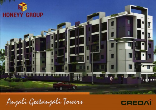 Anjali Geethanjali Towers project details - Kommadi