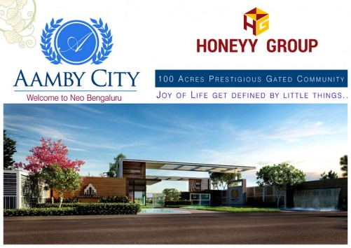 Aamby City project details - Hoskote