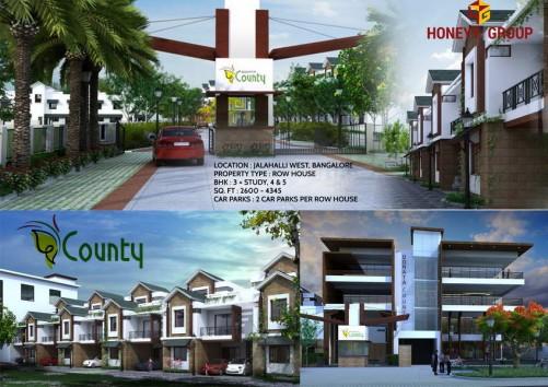 COUNTY project details - Jalahalli