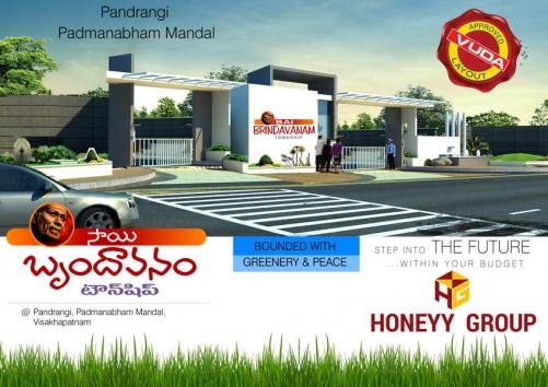 Sai Brindavanam project details - Pandrangi