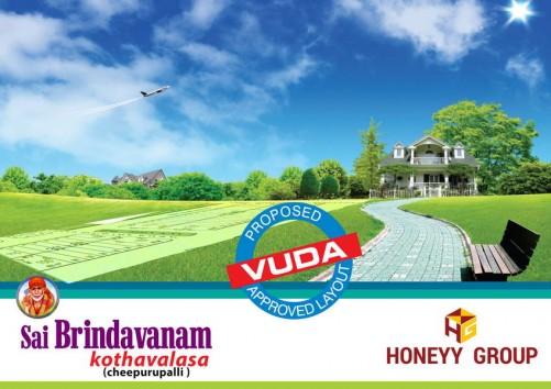 Sai Brindavanam project details - Kothavalasa