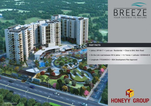 Century Breeze project details - Jakkur,Bangalore
