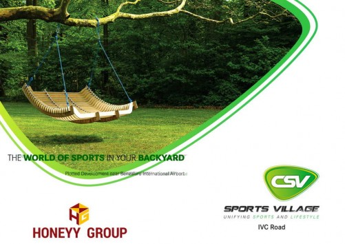 Century Sports Village project details - BIAL, IVC ROAD, BANGALORE
